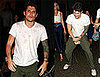 Photos of John Mayer Covered in Lipstick Kisses and Dancing in LA