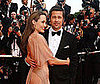 Photo Slide of Brad Pitt and Angelina Jolie at the Inglourious Basterds Premiere at Cannes