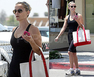 Photos of Reese Witherspoon Leaving Pilates Class in LA