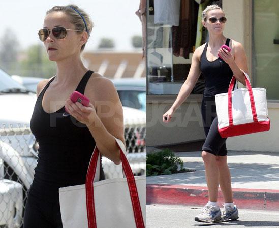 Reese Running Errands
