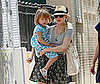 Photo Slide of Michelle Williams and Matilda Ledger in Brooklyn 2009-05-22 13:01:48