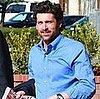 Patrick Dempsey Is Enjoying Time Off