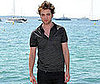 Photo Slide of Robert Pattinson at a Photo Shoot in Cannes