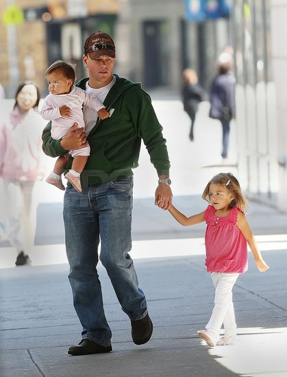 Damon and the Girls in NYC
