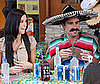 Photo Slide of Brody Jenner in a Sombrero