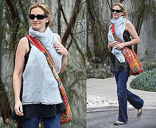 Photos of Julia Roberts in LA