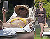 Cameron Diaz on Vacation in Hawaii