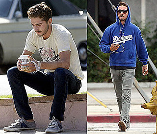 Photos of Shia LaBeouf Walking in LA 2009-05-26 16:30:24