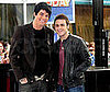 Photo Slide of Kris Allen and Adam Lambert at The Today Show