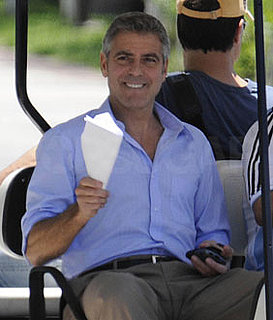 Photos of George Clooney in LA, Speaks Out Against Proposition 8 Supreme Court Ruling