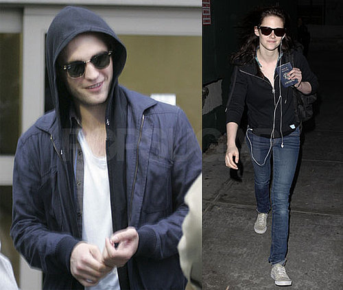 Photos of Robert Pattinson, Kristen Stewart, Ashley Greene at LAX