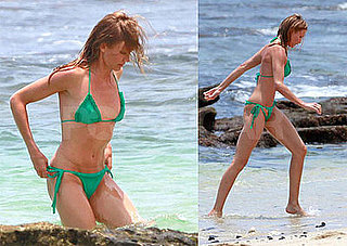 Bikini Photos of Cameron Diaz in Hawaii