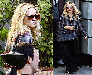 Photos of Mary-Kate Olsen Spending Memorial Day Weekend Around LA