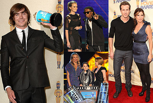 MTV Movie Awards Red Carpet Roundup!