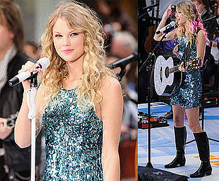 Video of Taylor Swift Performing on The Today Show