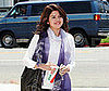 Photo Slide of Selena Gomez Out in LA