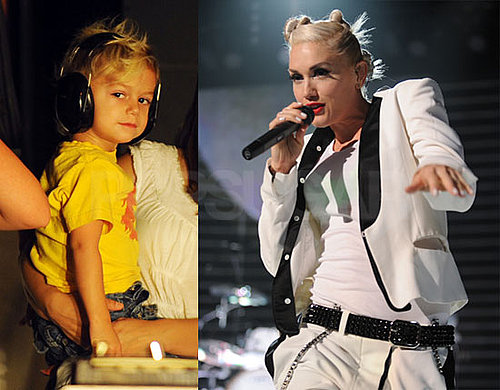 Photos of Gwen Stefani and Kingston Rossdale at No Doubt Concert in West Palm Beach