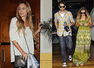 Photos of Lauren Conrad and Kyle Howard in LA