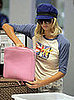 Paris Still Loves a Simple Pink Laptop Sleeve 