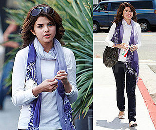 Photos of Selena Gomez in LA