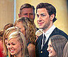 Photo Slide of John Krasinski at Good Morning America