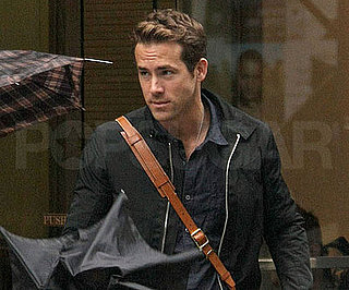 Photo Slide of Ryan Reynolds Looking Hot in NYC