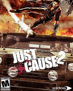 Just Cause 2 Preview from E3