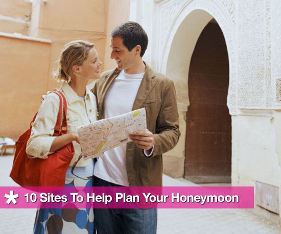 10 Sites That Help You Plan Your Honeymoon