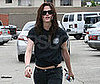 Photo Slide of Kristen Stewart on Her Way into a Meeting in LA