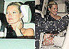 Kate Moss Leaves a Hotel