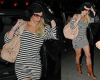 Photos of Britney Spears in London
