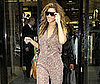 Photo Slide of Beyonce Knowles Shopping in London