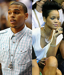 Is Something Shady About Chris and Rihanna's Joint Game Appearance?
