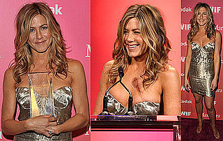 Photos of Jennifer Aniston Who Joked About Love Life At Women In Film 2009 Crystal And Lucy Awards in LA