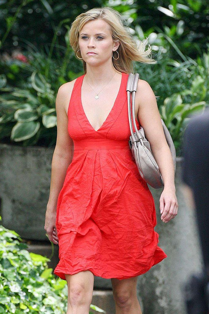 Reese in Red