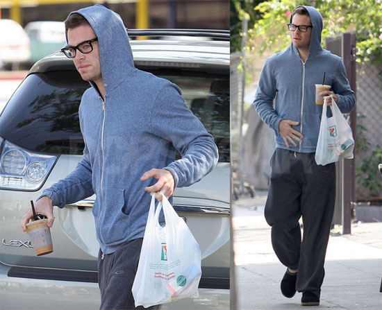 Chris Pine Loves 7-11