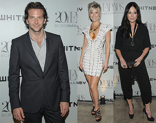 Photos of Bradley Cooper, Ali Larter, Lindsay Price at the 2009 Whitney Art Auction