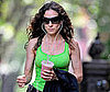 Photo Slide of Sarah Jessica Parker After Exercising in NYC