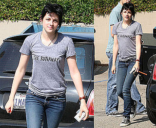 Photos of Kristen Stewart As Joan Jett In The Runaways