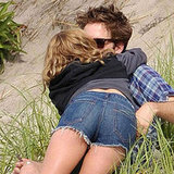 Pattinson Kissing