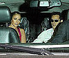 Photo Slide of Jennifer Lopez and Marc Anthony Leaving LA's Madeo