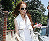 Photo Slide of Lindsay Lohan Leaving Samantha Ronson's House 2009-06-25 05:30:00