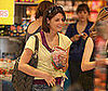 Photo Slide of Ashley Greene Getting Candy in LA