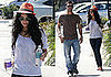 Photos of Megan Fox and Brian Austin Green Grabbing Coffee in LA