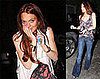 Photos of Lindsay Lohan in LA, Dying Her Hair Darker