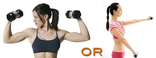You Asked: Heavier Dumbbells or More Reps?