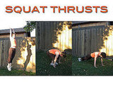 Squat Thrusts