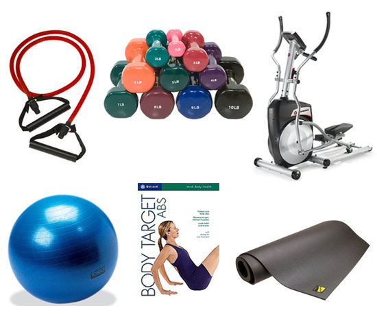 Which kind of equipment do you need to add to your home gym?