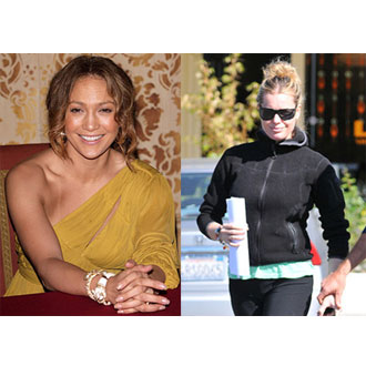 How'd These Celebs Lose Their Baby Weight?
