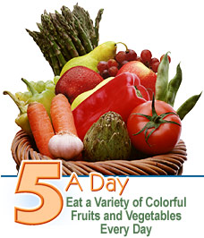 How Many Servings of Fruits and Veggies Do You Eat Daily?